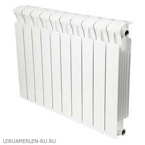 Радиатор Rifar Monolit 500, 10 секций, биметалл