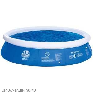 Бассейн надувной 300х76 см, насос в комплекте в Леруа Мерлен