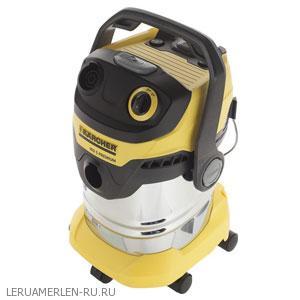 Пылесос Karcher WD 5 Рremium, 1100 Вт, 25 л