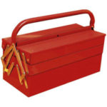 Ящик для инструмента металлический 370х160х160